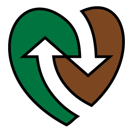 画像:ごみ資源化と減量化のシンボルマーク