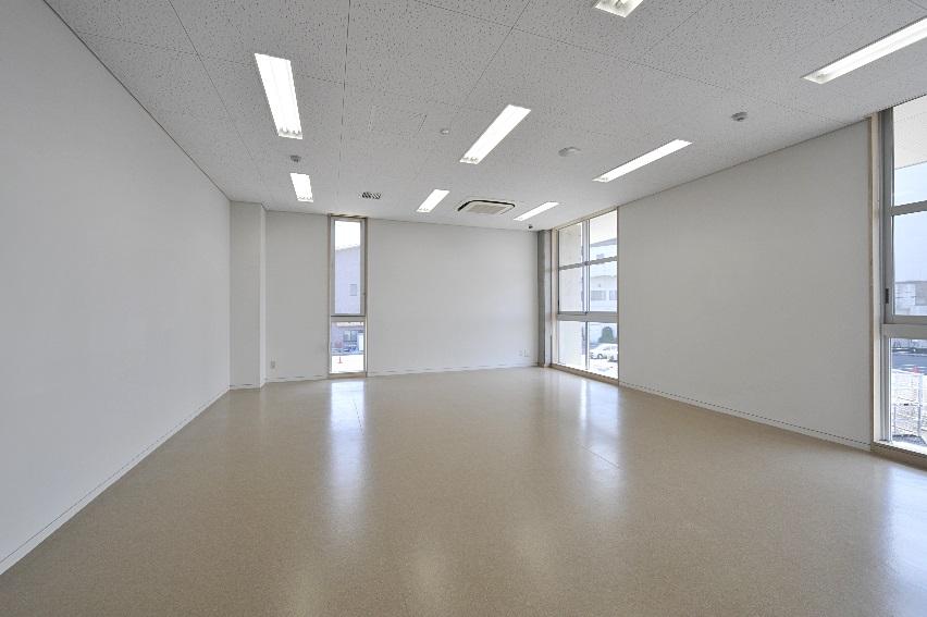 写真:エコプラザ貸室(会議室)