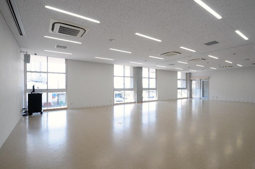 写真:エコプラザ貸室(研修室1・2)